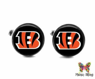 Bengals Cufflinks