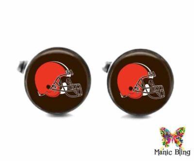 Browns Cufflinks