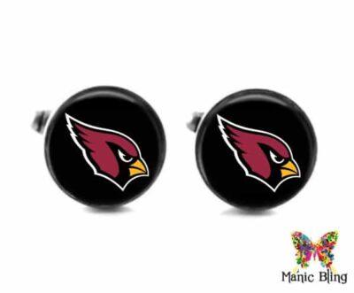 Cardinals Cufflinks