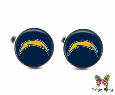 Chargers Cufflinks