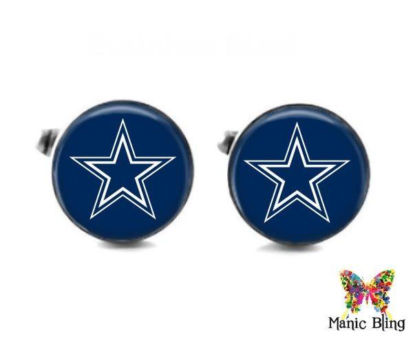 Cowboys Cufflinks