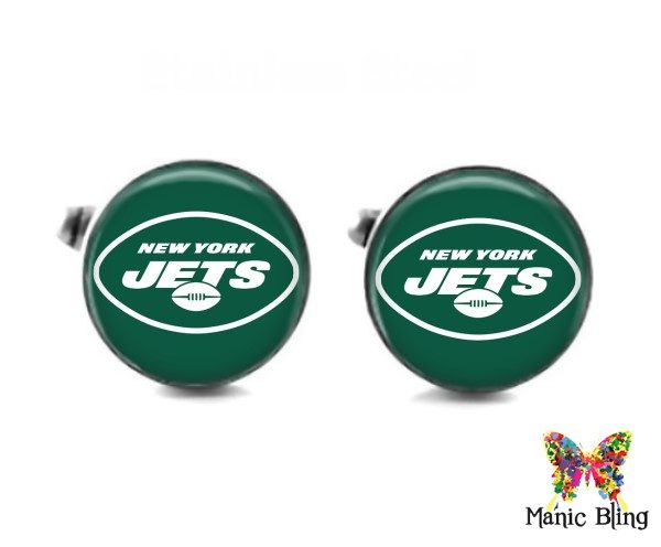 Jets Cufflinks