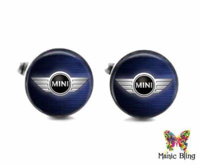 Mini Cooper Cufflinks