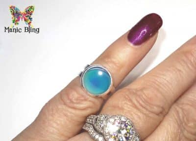 Little Girl's Mood Ring