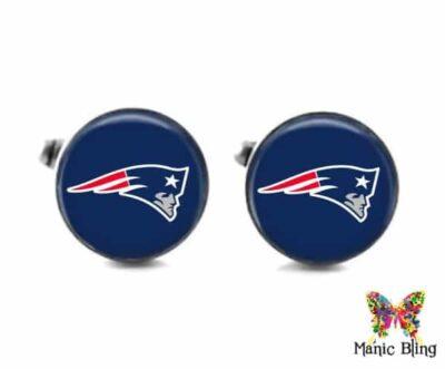 Patriots Cufflinks