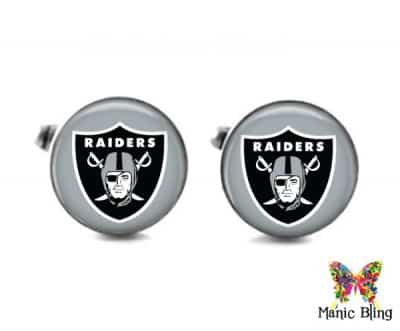 Raiders Cufflinks
