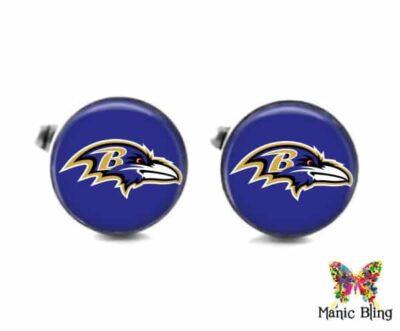 Ravens Cufflinks