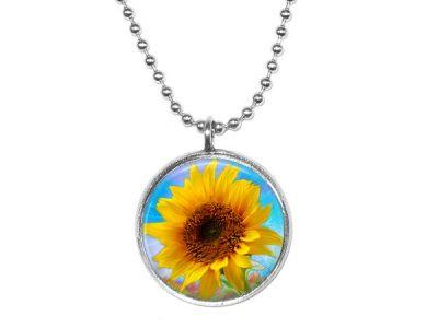 Sunflower Pendant Small