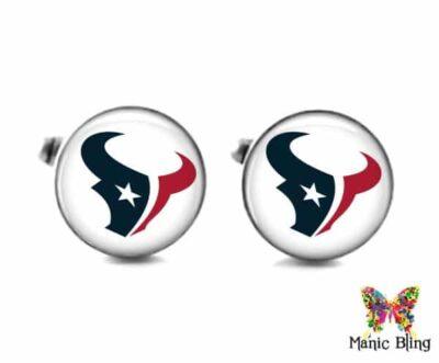 Texans Cufflinks