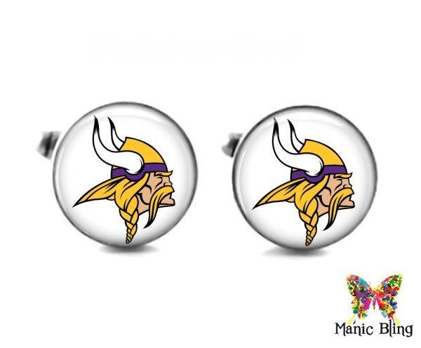 Vikings Cufflinks